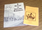Description: History of Okolona book & Okolona Stories booklet